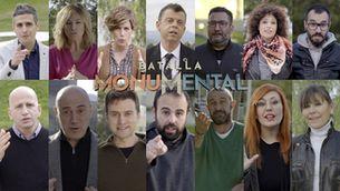 Els rostres de TV3 es mullen: quin és el seu monument favorit?