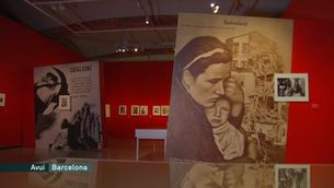 """El MNAC mostra les fotografies amagades d'Antoni Campañà a l'exposició """"La guerra infinita"""""""