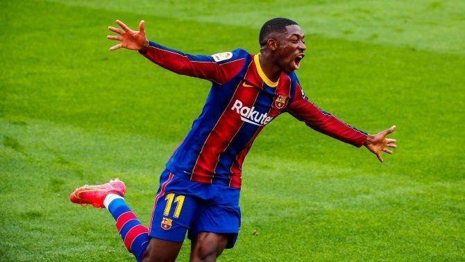 Dembélé no vol renovar i el Barça es planteja posar-lo al mercat