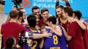 """El Barça torna a la """"final four"""""""