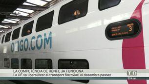 L'operador francès Ouigo uneix Barcelona i Madrid: la competència de Renfe ja funciona
