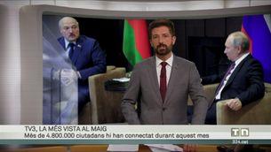 TV3, la cadena més vista el mes de maig
