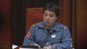 El cap dels GRAF demana poder abandonar el foc en cas d'alt risc