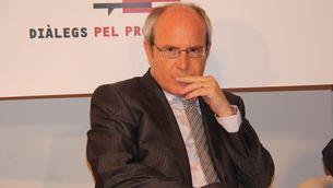 Montilla ha participat en una ponència sobre federalisme organitzada pel PSC. (Foto: ACN)