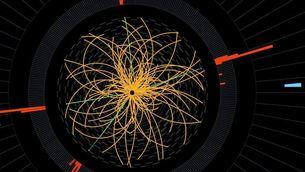 Col·lisió de protons per trobar el bosó de Higgs (Foto: CERN)