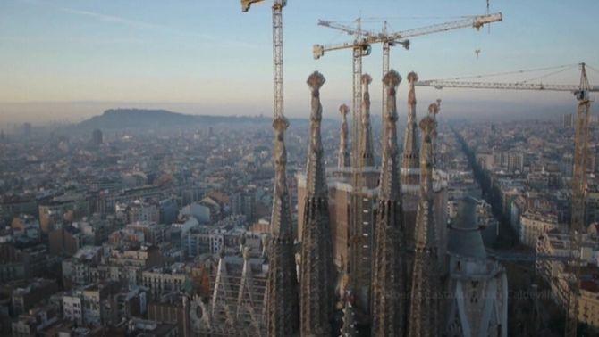 La Sagrada Família estarà acabada el 2026