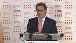 Mas valora la reunió amb Rajoy