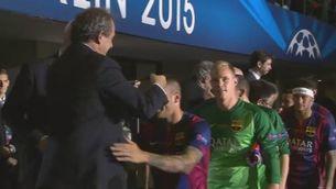 El Barça aixeca la Copa