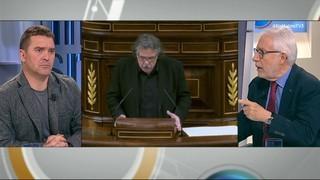 Imatge de:Tertúlia del 3/03/16 (part 1 sobre el debat d'investidura, Otegi i Puig Antich