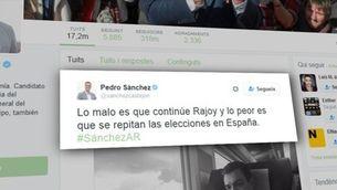 Creuament d'acusacions entre el PSOE, Podem i C's