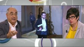 Imatge de:Tertúlia del 6/06/16 (part 1) sobre pressupostos, enquestes electorals i l'agressió a dues activistes pro selecció espanyola