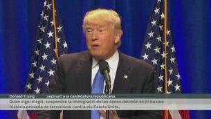 Declaracions Donald Trump