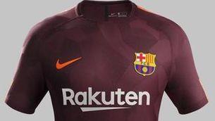 El Barça estrena la tercera equipació contra el Getafe