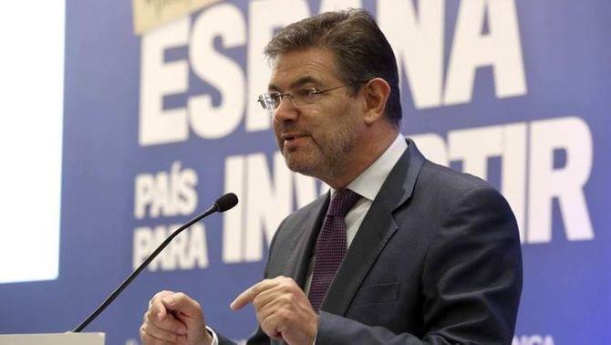 Catalá desvincula la detenció de Falciani del cas de Rovira (EFE)