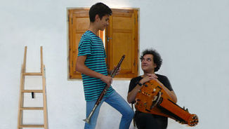 Marc i Quirze Egea, arrel lliure