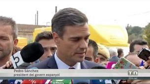 Sánchez i Casado viatgen a Mallorca per visitar la zona afectada per la torrentada