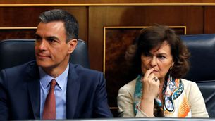 El govern socialista dona per feta la suspensió dels diputats presos