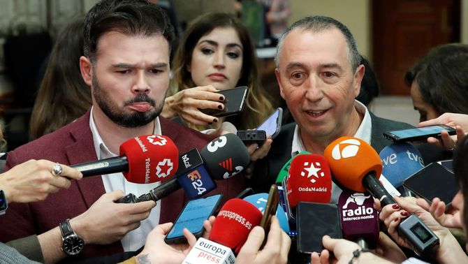 Unides Podem, ERC i el Grup Plural demanen investigar Joan Carles I al Congrés