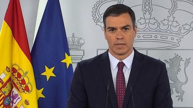 Sánchez anuncia una reserva estratègica de productes essencials per a futures emergències