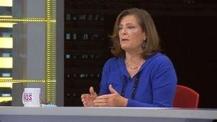 """Magda Campins: """"No és responsable mantenir el 14 de febrer com a data per celebrar les eleccions. Estarem pitjor"""""""