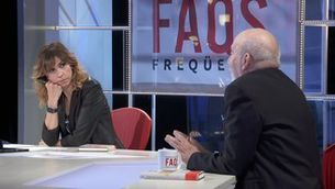 """Preguntes freqüents"": Màrius Carol i Jaume Roures, Ramon Cotarelo i Josep Huguet"