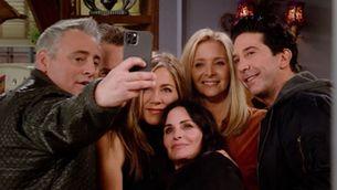 """Imatge del nou especial sobre la sèrie """"Friends"""" (2021)"""