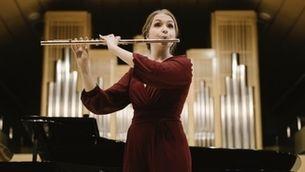 """Marta Torres: """"Em fa molta il·lusió participar a l'acadèmia d'estiu de la Filharmònica de Viena"""""""