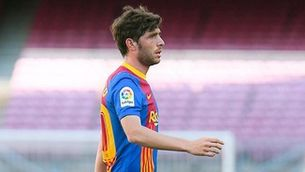 Proposta de renovació del Barça a Sergi Roberto