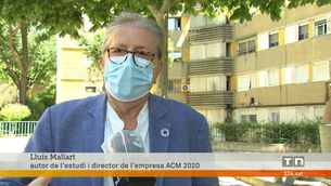 El 90% dels edificis de Badia del Vallès, afectats per l'amiant