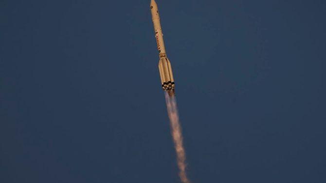 L'Estació Espacial Internacional continua creixent amb un mòdul rus