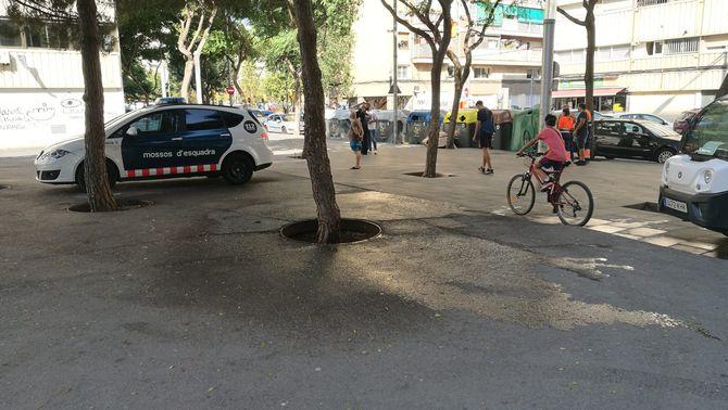 L'assassinat ha tingut lloc poc abans de lestres de la tarda, quan la víctimaha estat agredida al mig del carrer