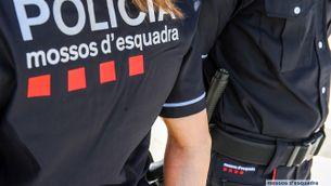 Mossos uniformes
