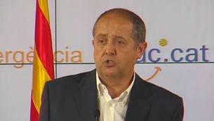 CiU, ERC i ICV, oberts a consensuar el lema d'Òmnium Cultural