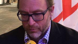 Jimmy Wales, fundador de la Wikipedia