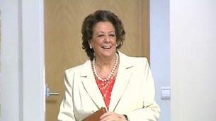 Rita Barberá es defensa de les acusacions i assegura que no plega