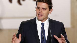 Rivera reitera el seu rebuig a un tripartit PSOE-C's-Podem (Reuters)