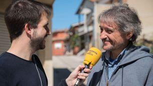 """Carles Capdevila: """"Als directors de diaris ens diuen coses lletges. Un diari és un centre de poder"""""""