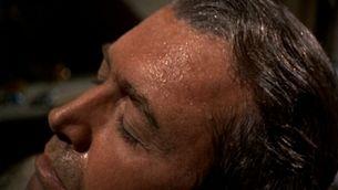 "James Stewart a ""La finestra indiscreta"""