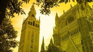 La Giralda, una de les imatges més icòniques de Sevilla i d'Andalusia (Foto: EFE)