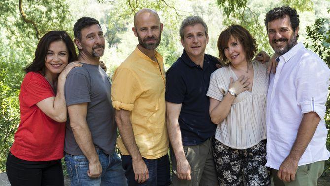 """Els guionistes de """"Com si fos ahir"""" revelen els secrets de la tercera temporada"""