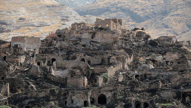 El trasllat d'una ciutat turca de 12.000 anys que quedarà sota l'aigua