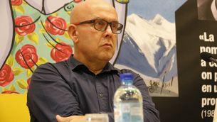 L'advocat de Quim Torra, Gonzalo Boye, en una conferència a la Universitat Catalana d'Estiu (ACN)
