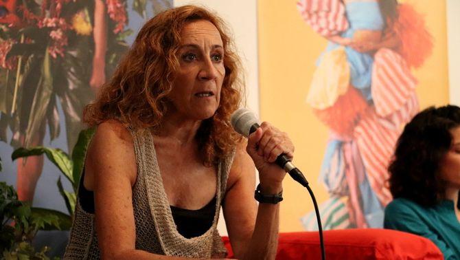 La prestigiosa directora teatral Carme Portaceli, primera dona al capdavant del TNC