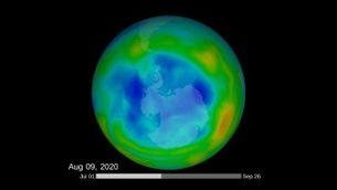 El forat de la capa d'ozó s'expandeix