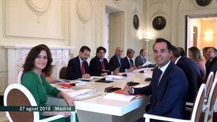 Ayuso convoca eleccions a Madrid per evitar una moció de censura com a Múrcia