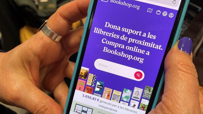 Una plataforma de llibreries independents vol plantar cara a Amazon