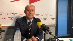 Juan Carlos Campo, entrevistat el 15 d'abril de 2021