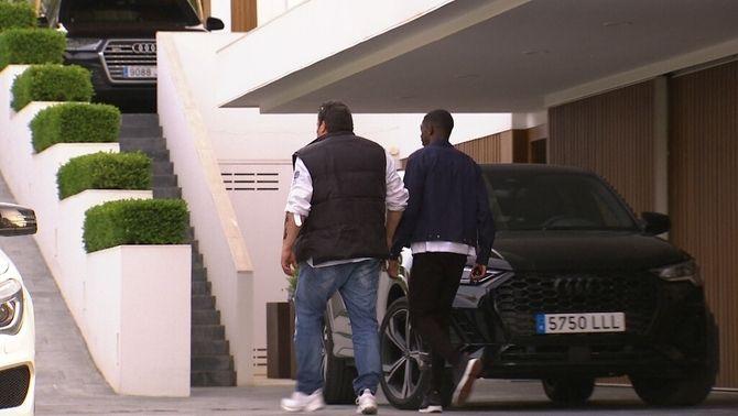 L'Agència de Salut obre un expedient a Messi pel dinar a casa seva amb la plantilla
