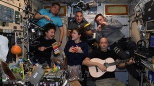 Instruments a l'espai