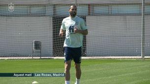 Luis Enrique podrà substituir jugadors fins al dia del debut a l'Eurocopa